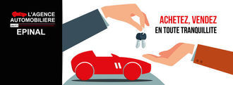 L'AGENCE AUTOMOBILIERE EPINAL, concessionnaire 88