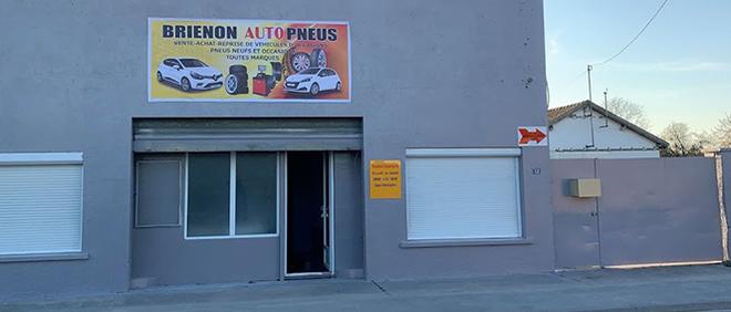 BRIENON AUTO PNEUS, concessionnaire 89