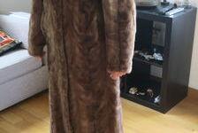 manteau pattes de vison très bon état 4000 Mouvaux (59420)