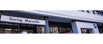 TOURING MARSEILLE Les Arnavaux , concessionnaire 13