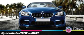 BM LINE Automobiles, concessionnaire 85