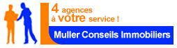 MULLER IMMOBILIERS
