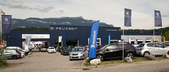 PEUGEOT CHAMBERY, concessionnaire 73