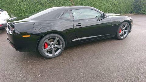 Chevrolet Camaro Coupé V8 6.2 405ch A 2012 occasion Saulcy-sur-Meurthe 88580