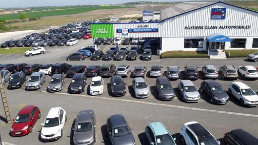 Poitiers clain automobiles concessionnaire auto for Garage poitiers clain