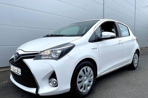 Toyota Yaris Hybride 100h Business 2015 occasion Saint-Avertin 37550