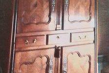 belle armoire ancienne en bois merisier couleur miel 400 Vincennes (94300)