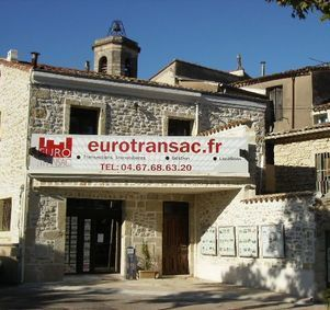 Eurotransac agence immobili re saint jean de v das for Agence immobiliere 34