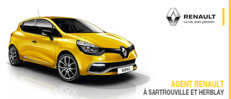 RENAULT HERBLAY, concessionnaire 95
