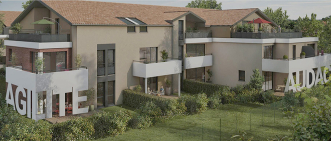 ACANTYS IMMOBILIER AGENCE ST ORENS, agence immobilière 31