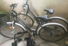 Deux vélos adultes TREKKER. VTC -  NAKAMURA 300 Meschers-sur-Gironde (17132)