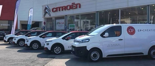 CITROEN EPERNAY, concessionnaire 51