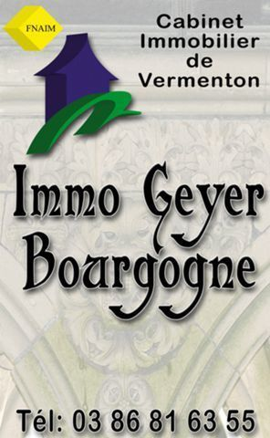 IMMO GEYER BOURGOGNE, agence immobilière 89