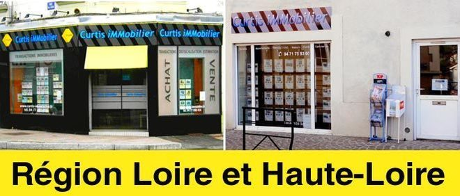 CURTIS IMMOBILIER, agence immobilière 42