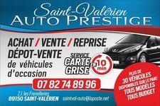 SAINT VALERIEN AUTO PRESTIGE, concessionnaire 89