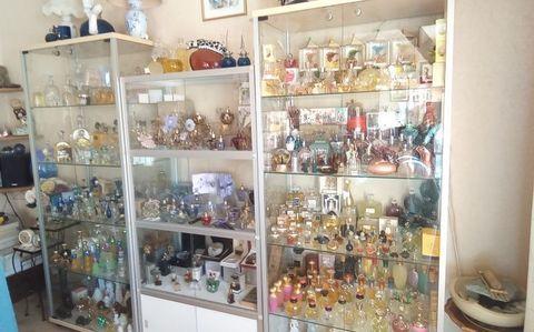 collection de flacons 0 Fontaine (38600)