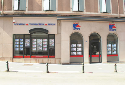 IMMO DE FRANCE BOURG LORRAINE, agence immobilière 01