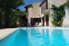 villa avec avec piscine et vue panoramique à La Motte 1600 La Motte (83920)