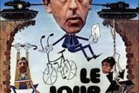 LE JOUR DE GLOIRE avec jean lefebvre 0 Malo Les Bains (59240)