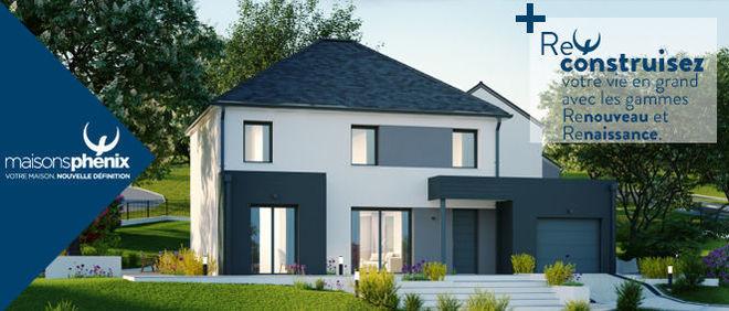 MAISONS PHENIX, constructeur immobilier 37