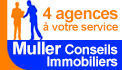 MULLER IMMOBILIERS - Montluel