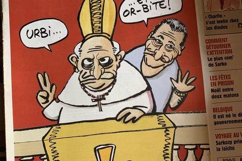 Collection de Charlie Hebdo  50 L'Isle-sur-la-Sorgue (84800)