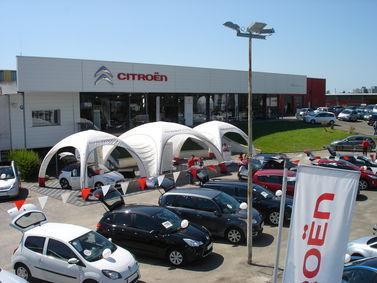 CITROEN - JVM AUTOMOBILES, concessionnaire 47
