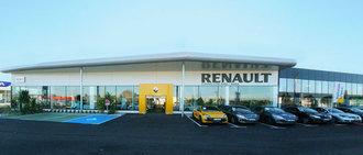RENAULT CAVAILLON, concessionnaire 84