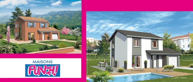 MAISONS PUNCH, constructeur immobilier 69