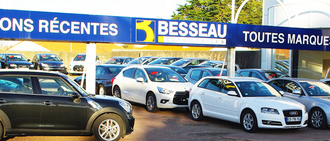 BESSEAU AUTOMOBILES, concessionnaire 85