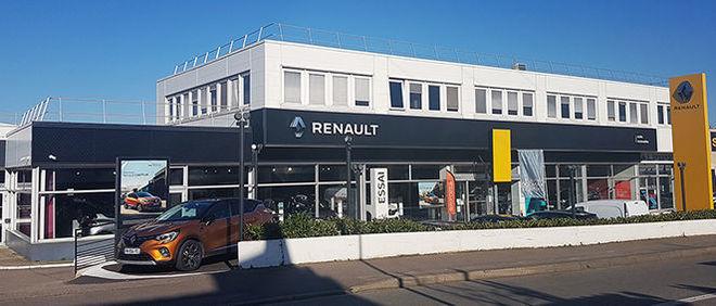 RENAULT MANTES LA VILLE , concessionnaire 78