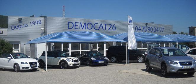 Demo 39 cat 26 concessionnaire auto les tourrettes 26 for Garage fiat montelimar