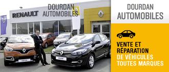 DOURDAN AUTOMOBILES, concessionnaire 91