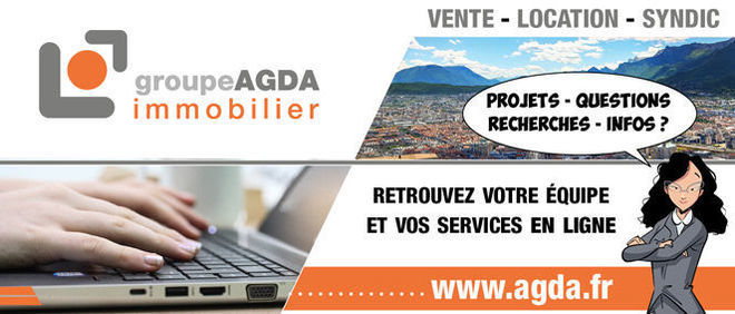 GROUPE AGDA IMMOBILIER, agence immobilière 38