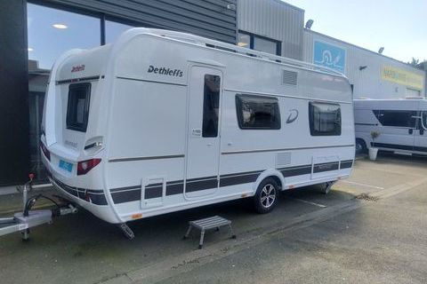 DETHLEFFS Caravane 2020 occasion La Mézière 35520
