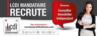 LCDI, agence immobilière 26