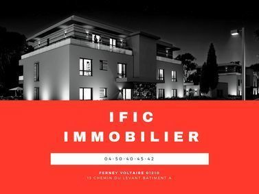 IFIC , agence immobilière 01
