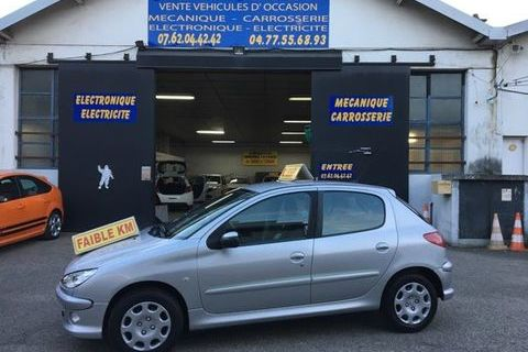 Peugeot 206 1.4 HDi XBOX 360 2008 occasion Firminy 42700