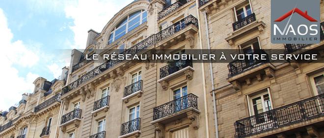NAOS IMMOBILIER, agence immobilière 75