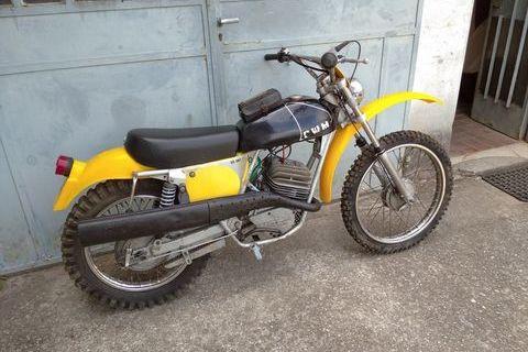 Moto APRILIA 1972 occasion Bore, PR, Italia 06000