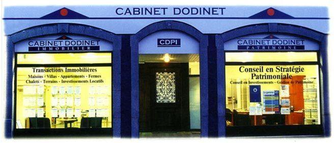 CABINET DODINET, agence immobilière 74