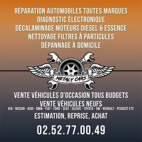METALY CARS, concessionnaire 49