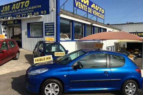 Peugeot 206 + 1.4 HDi 70ch BLUE LION Urban 2009 occasion Firminy 42700