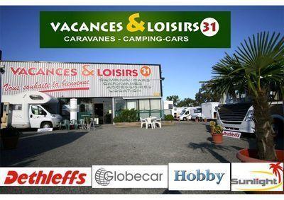 VACANCES ET LOISIRS 31, FRANCE CARAVANES, concessionnaire 31