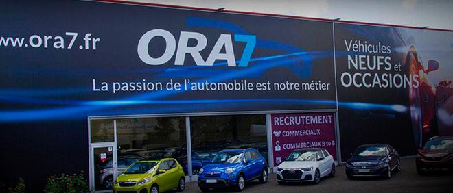 Ora7 Montélimar, concessionnaire 26
