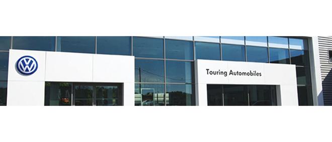 TOURING AUTOMOBILES, concessionnaire 13