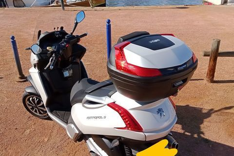 Scooter PEUGEOT 2015 occasion Roanne 42300