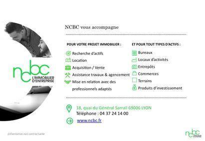 NCBC, agence immobilière 69