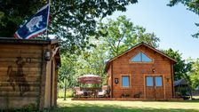 Lac Aiguebelette CHALET LUXE & SPA - Wyoming Lodge 1500 Novalaise (73470)
