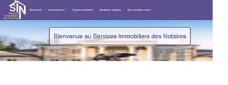 SERVICES IMMOBILIERS DES NOTAIRES, agence immobilière 13